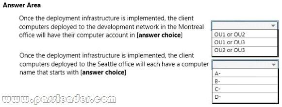 Deploying Windows Desktops and Enterprise Applications Exam