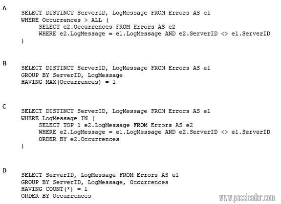 passleader-70-761-dumps-413