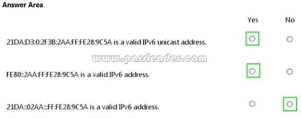 passleader-98-366-dumps-422