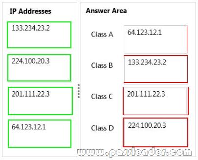 passleader-98-366-dumps-452